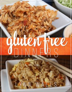 Gluten Free Dinners FLAT