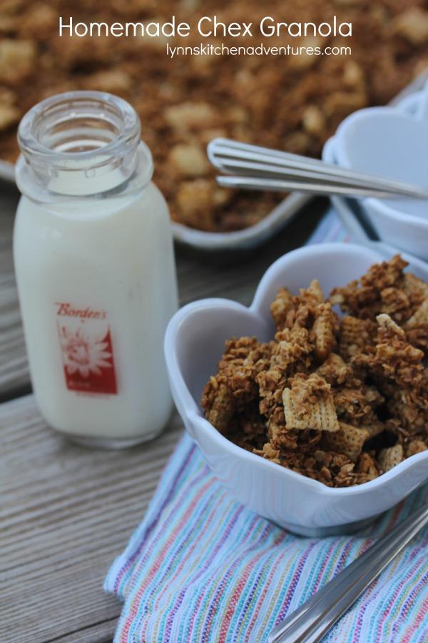 Homemade-Chex-Granola
