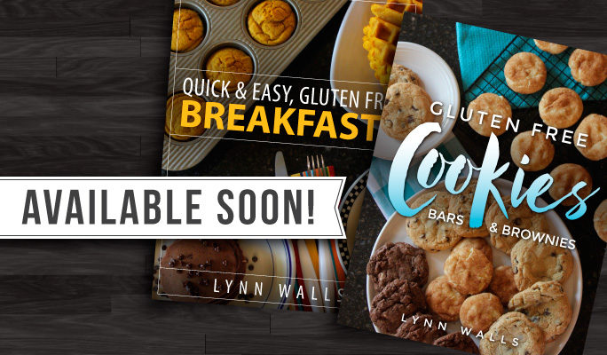 Gluten Free Breakfasts & Gluten Free Cookies (Ebooks)