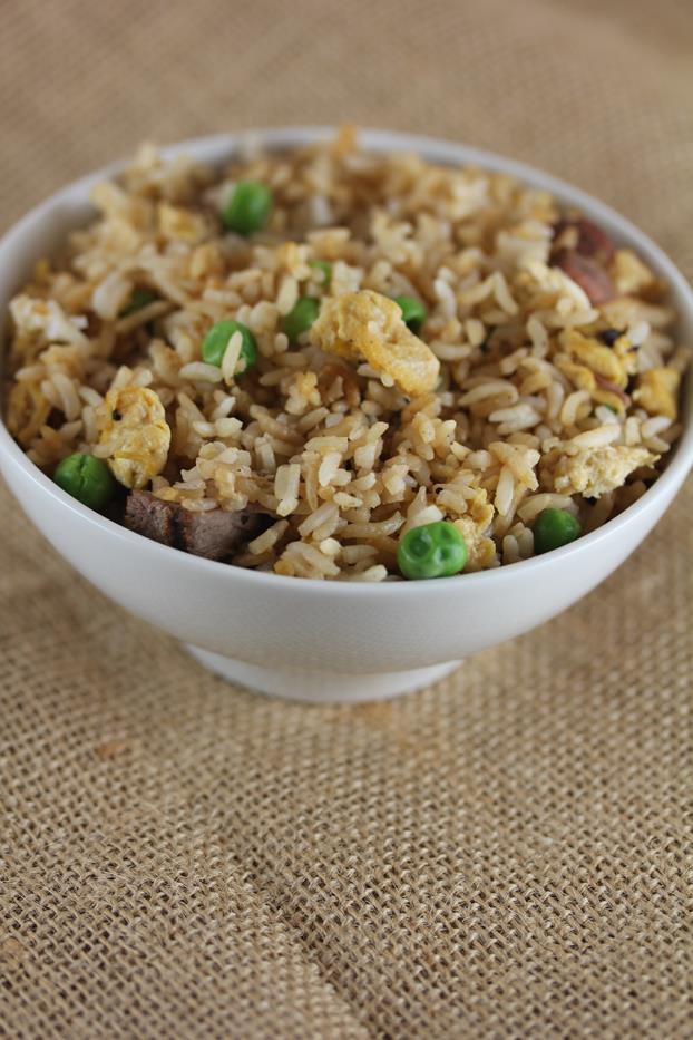 Gluten Free Fried Rice
