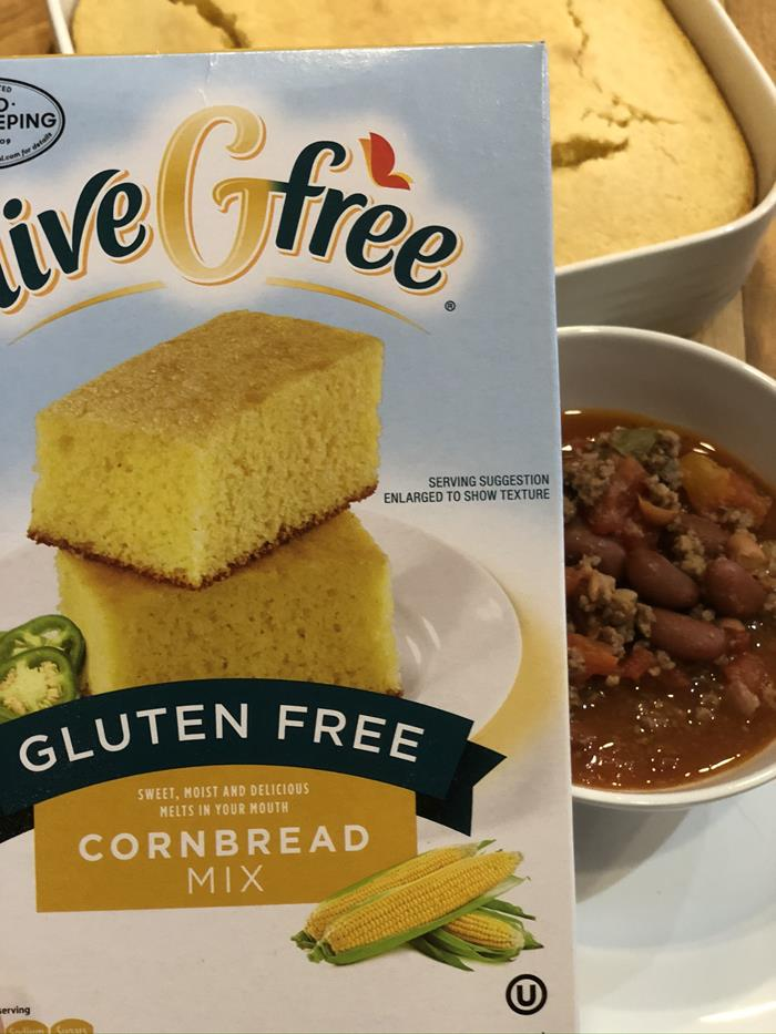 Aldi Gluten Free Cornbread Mix Review