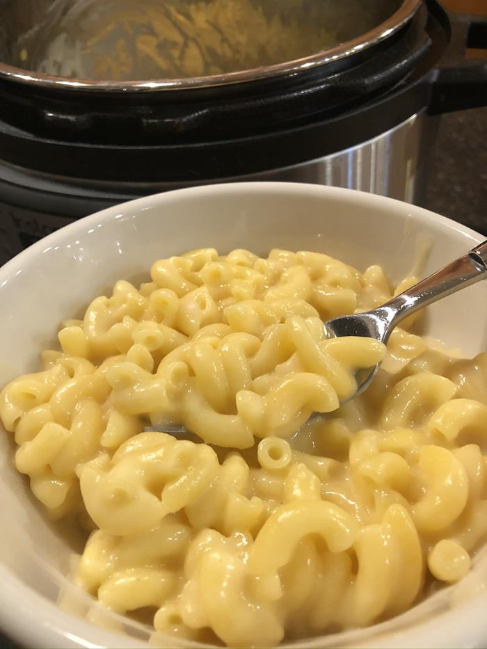 Instant Pot Gluten Free Macaroni and Cheese Recipe