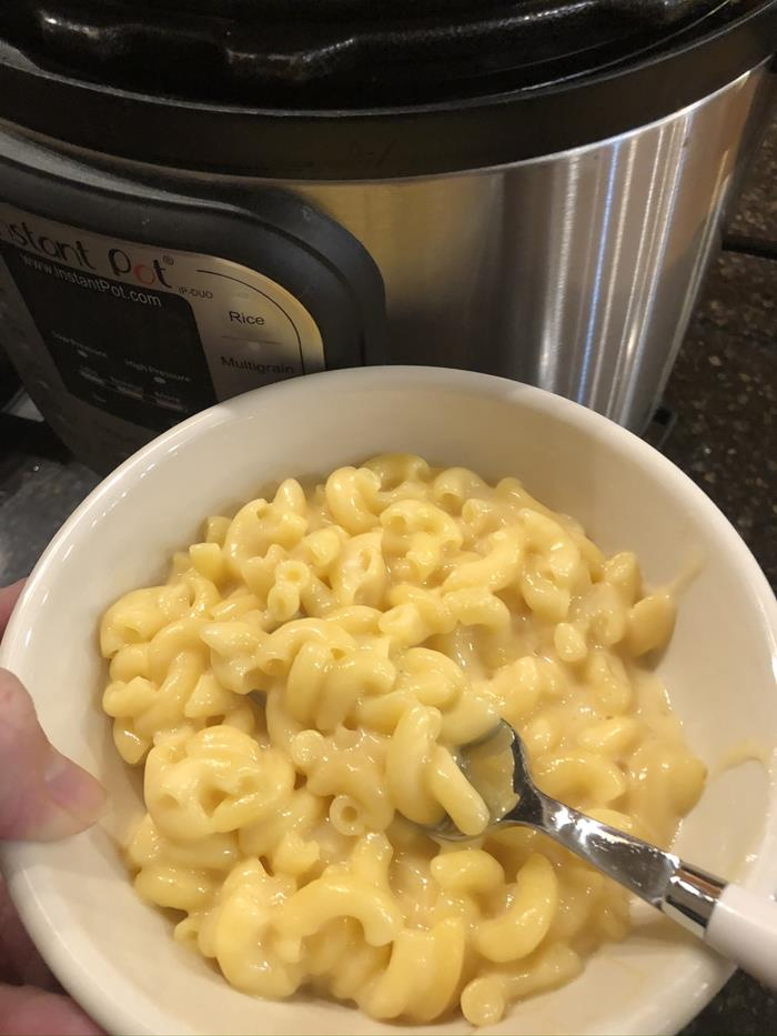 Instant Pot Gluten Free Macaroni and Cheese