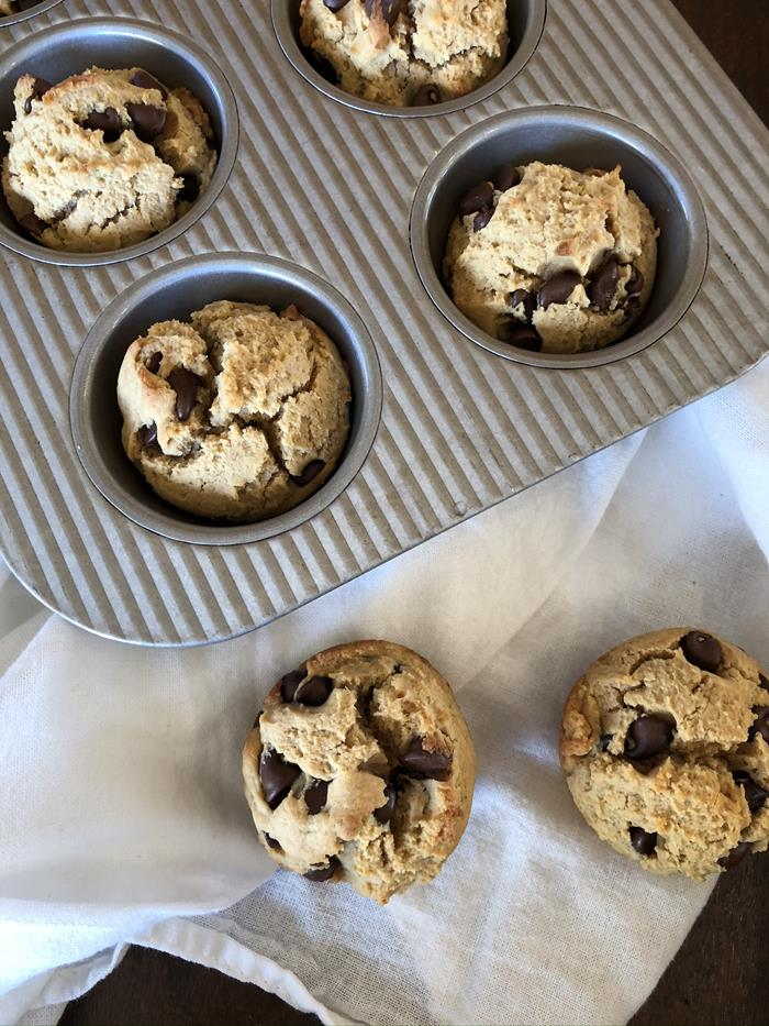 Gluten Free Peanut Butter Muffin Recipe