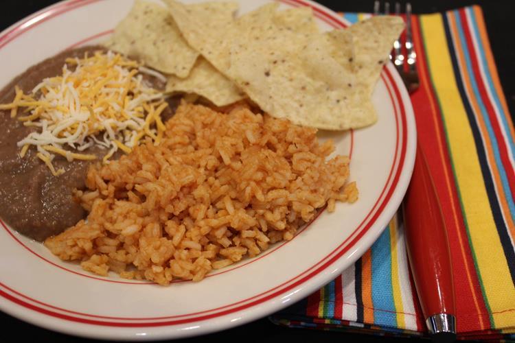 Gluten Free Mexican Rice Recipe
