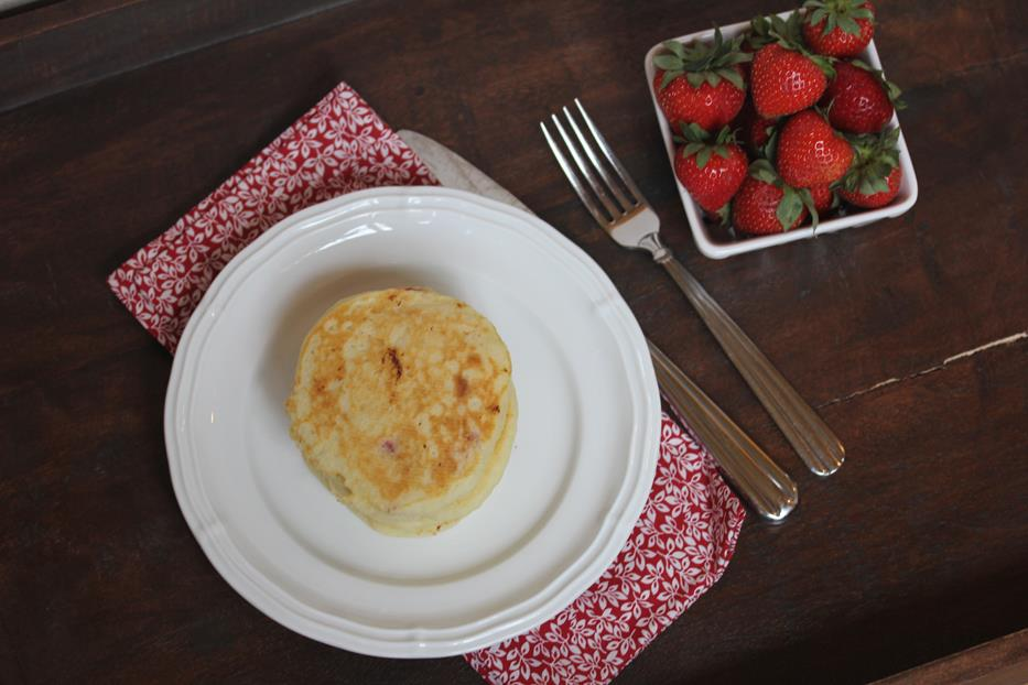 Gluten Free Strawberry Pancake Recipes