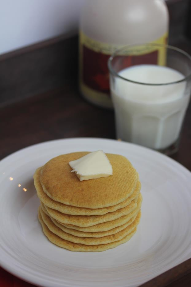Gluten Free Sourdough Pancake Recipe