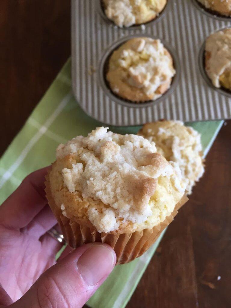 Gluten-Free Apple Muffin Recipe