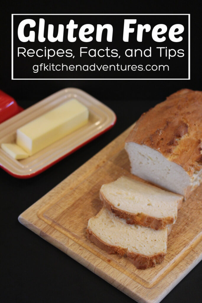 Gluten Free Recipes, Facts, and Tips
