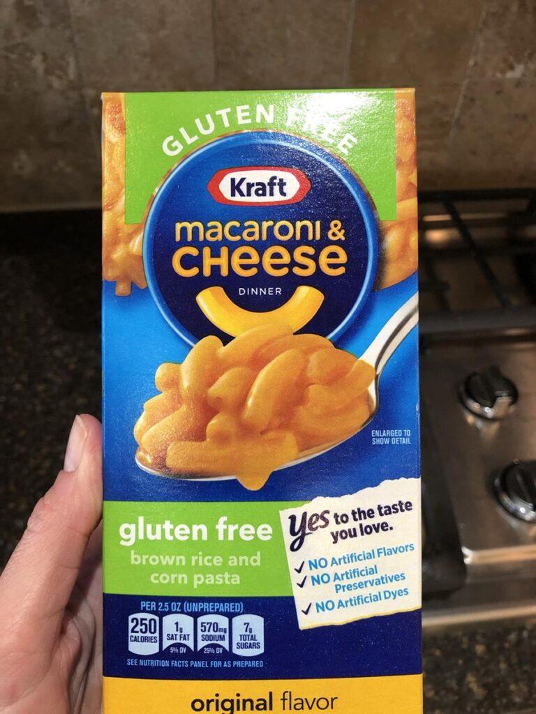 Kraft Gluten Free Mac and Cheese