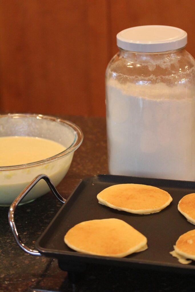Gluten Free Buttermilk Pancake Mix