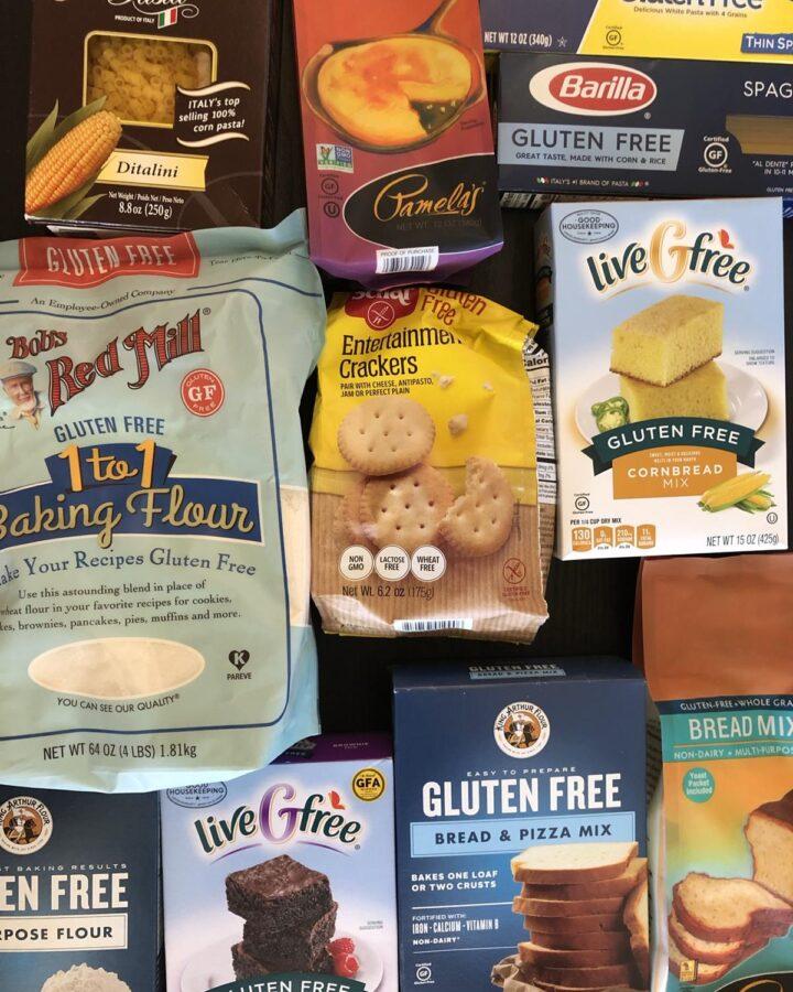 Best Gluten Free Products