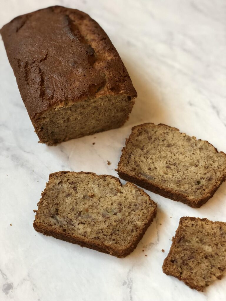 Starbucks Gluten Free Banana Bread Recipe